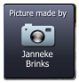 Janneke Brinks  Picture made by