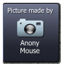 Anony Mouse  Picture made by